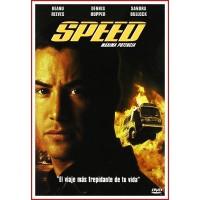 SPEED DVD 1994 Dirigida por Jan de Bont