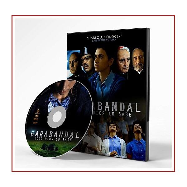 GARABANDAL SOLO DIOS LO SABE PELÍCULA DVD 2017 Dir. Brian Alexander