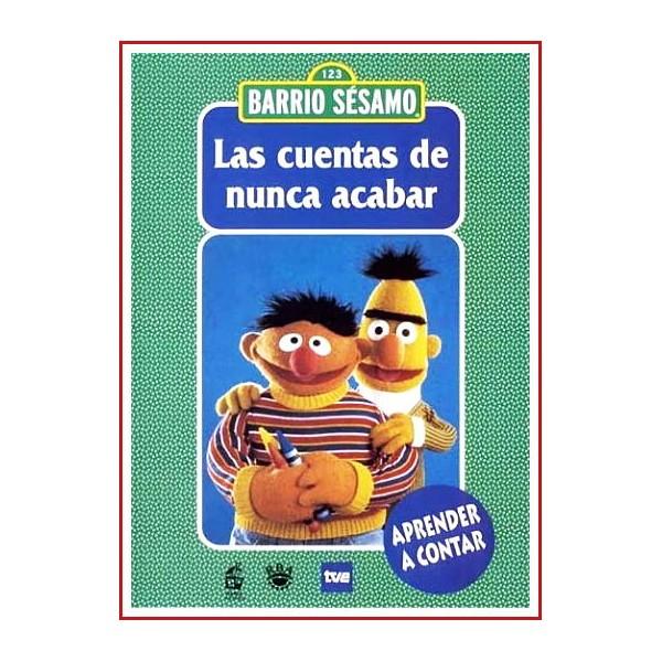 LAS CUENTAS DE NUNCA ACABAR BARRIO SÉSAMO DVD 2003 Director Jim Henson