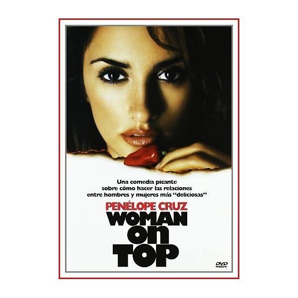 WOMAN ON TOP DVD 2000 Romance-Cocina