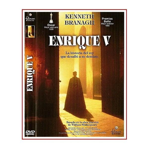 ENRIQUE V DVD 1989 Histórico-Siglo XV