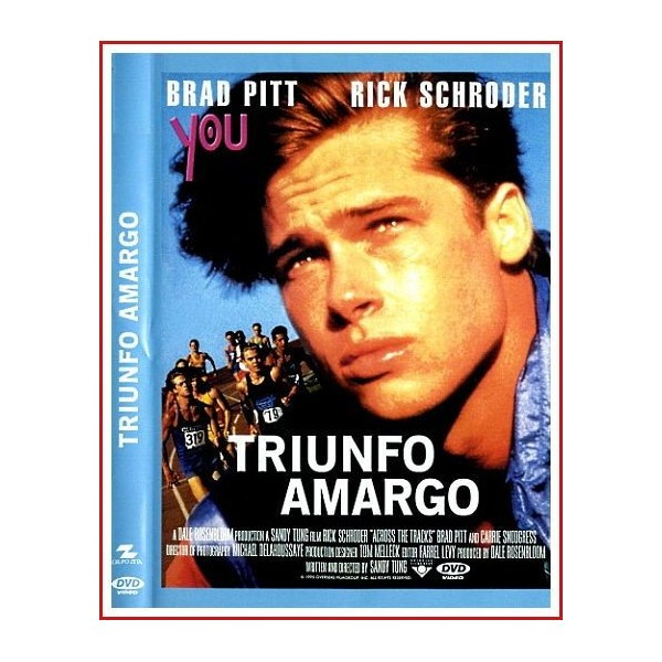 TRIUNFO AMARGO DVD 1991 Deporte-Atletismo