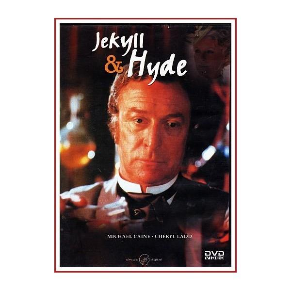 JEKYLL & HYDE DVD 1990 Asesino en Serie-Siglo XIX