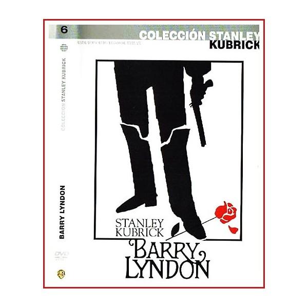 BARRY LYNDON DVD 1975 Drama de época. Siglo XVIII