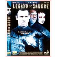 LEGADO DE SANGRE DVD 2001 Dirección Michael Oblowitz