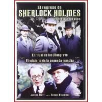EL REGRESO DE SHERLOCK HOLMES: EL MISTERIO DE LA SEGUNDA MANCHA-EL RITUAL DE LOS MUSGRAVE