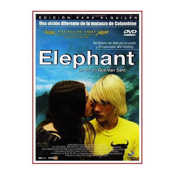 ELEPHANT DVD 2003 Dirección Gus Van Sant