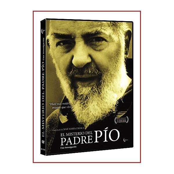 EL MISTERIO DEL PADRE PÍO DVD 2018 Dirigida por José María Zavala