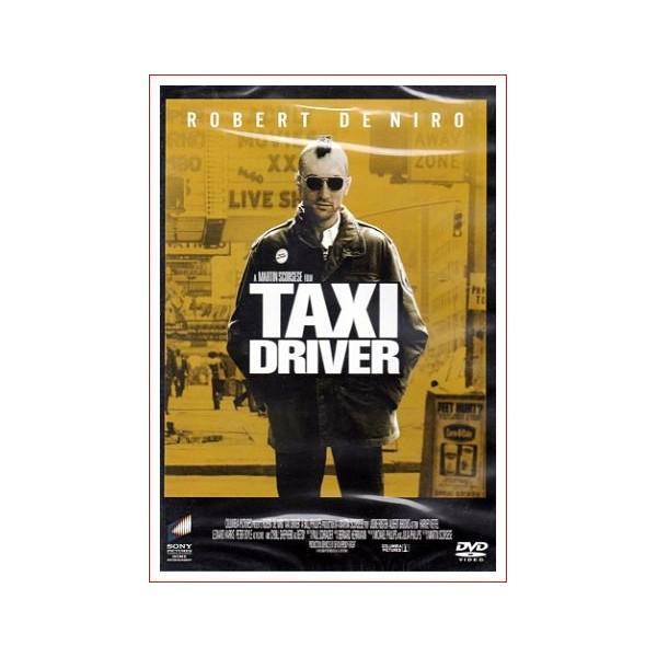 TAXI DRIVER DVD 1976 Dirección Martin Scorsese