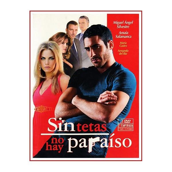 SIN TETAS NO HAY PARAÍSO 3 DVD 2008 Dirección Gustavo Cotta