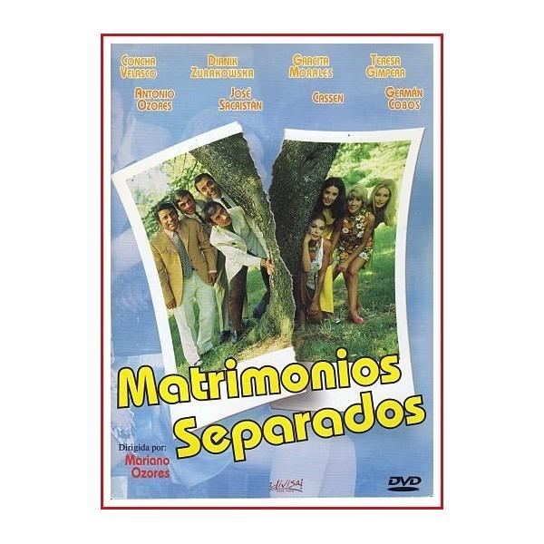 MATRIMONIOS SEPARADOS