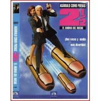 AGARRALO COMO PUEDAS 2 1/2 EL AROMA DEL MIEDO DVD 1991 Parodia