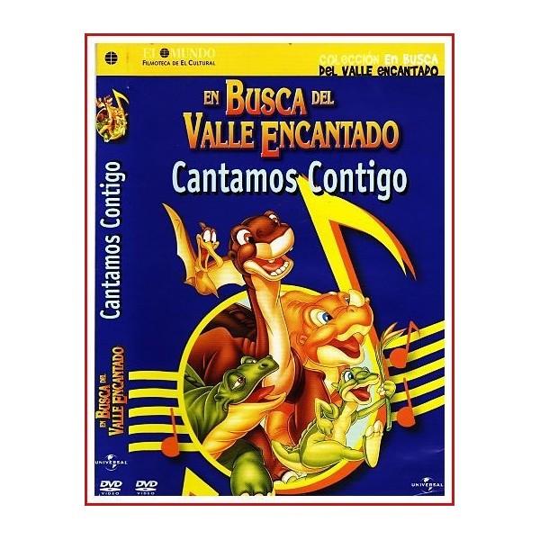 EN BUSCA DEL VALLE ENCANTADO CANTAMOS CONTIGO DVD 2007 por El Mundo