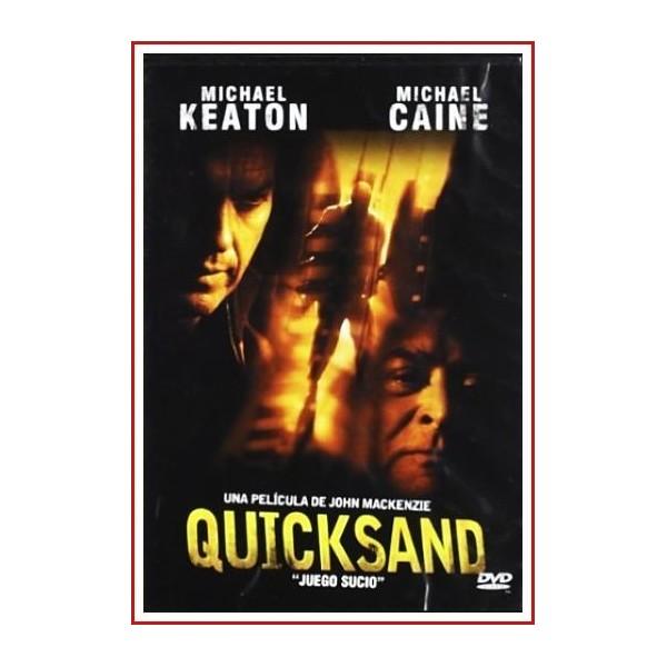 QUICKSAND DVD 2001 Mafia-Cine dentro del cine