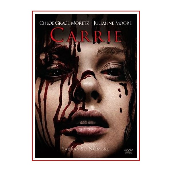 CARRIE 2013 DVD Dirigida por Kimberly Peirce