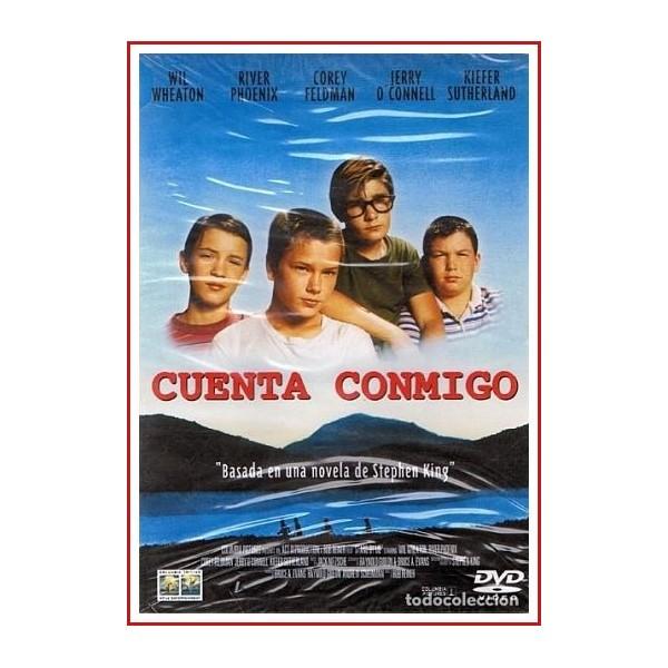 CUENTA CONMIGO DVD 1986 Dirigida por Rob Reiner
