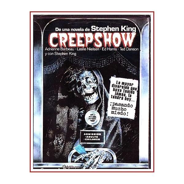 Creepshow Dvd 1982 Dirigida por George A. Romero