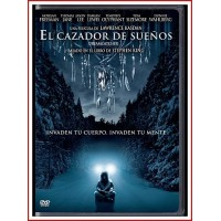 EL CAZADOR DE SUEÑOS DVD 2003 Dirección Lawrence Kasdan