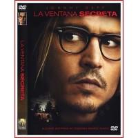 LA VENTANA SECRETA DVD 2004 Dirección David Koepp