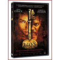 1408 DVD 2007 Dirección Mikael Håfström