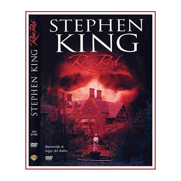 STEPHEN KING ROSE RED DVD 2002 Dirección Craig R. Baxley