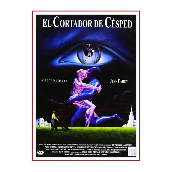 EL CORTADOR DE CESPED DVD [1992] Dirigida por Brett Leonard