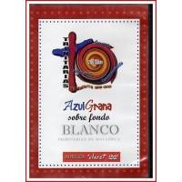 AZUL GRANA SOBRE FONDO BLANCO TRINITARIAS DE MALLOCA DVD 2010 200 años