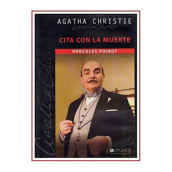 CITA CON LA MUERTE (AGATHA CHRISTIE-HÉRCULES POIROT) DVD 2008 Telefilm