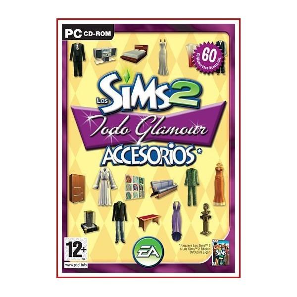LOS SIMS 2 TODO GLAMOUR LIFE DVD 2007 Género: Simulación social