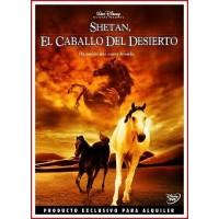 EL CABALLO DEL DESIERTO (SHETAN)