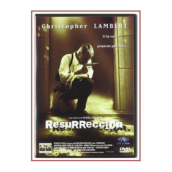 RESURRECCIÓN DVD 1999 Asesinos en serie