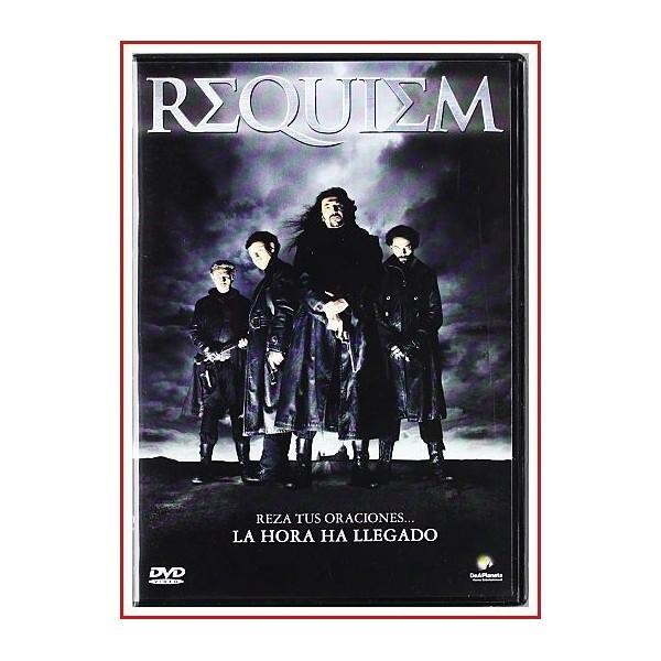 REQUIEM DVD 2001 Intriga-Thriller