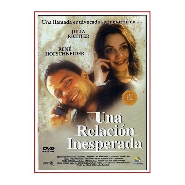 UNA RELACIÓN INESPERADA DVD 2000 Comedia romántica
