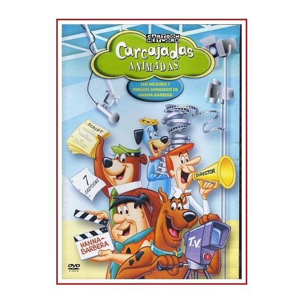 CARCAJADAS ANIMADAS DVD 2004 Los mejores 7 dibujos animados