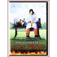 LITTLE NICKY DVD 2000 Dirección Steven Brill