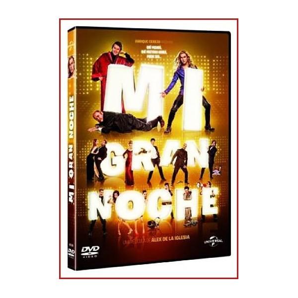 MI GRAN NOCHE DVD 2015 Comedia negra