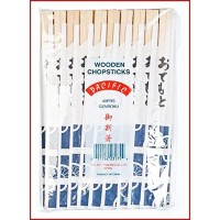 PALILLOS CHINOS DESECHABLES 40 X 2