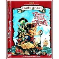 LOS TELEÑECOS EN LA ISLA DEL TESORO DVD EDICIÓN ESPECIAL