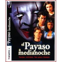 CARATULA DVD EL PAYASO A MEDIANOCHE