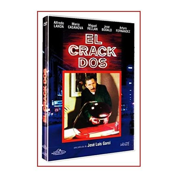 EL CRACK DOS DOS DVD 1983 Dirección José Luis Garci