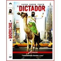 EL DICTADOR DVD 2012 Dirección Larry Charles