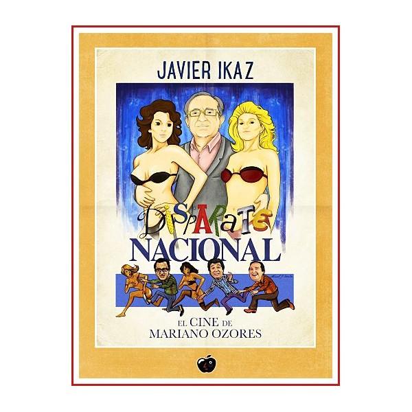 DISPARATE NACIONAL (Libro de tapa blanda)