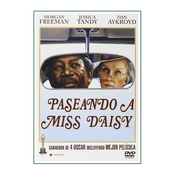 PASEANDO A MISS DAISY [1989 DVD] Dirigida por Bruce Beresford