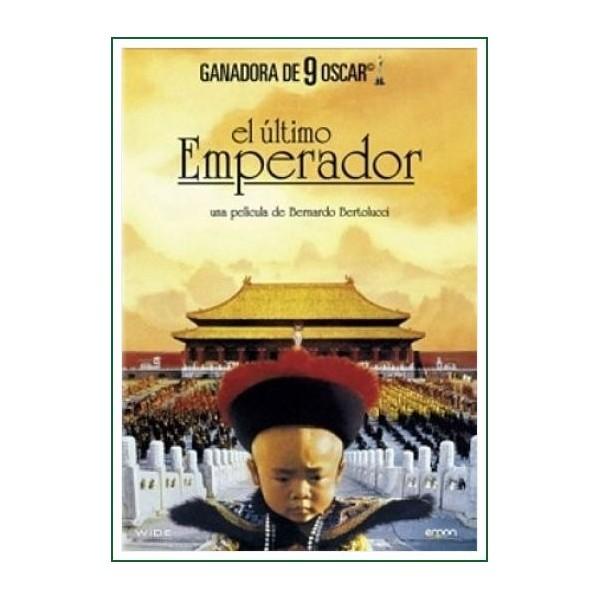 EL ULTIMO EMPERADOR [1987 DVD] Dirigida por Bernardo Bertolucci