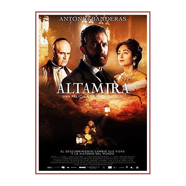 ALTAMIRA DVD 2016 Dirección Hugh Hudson