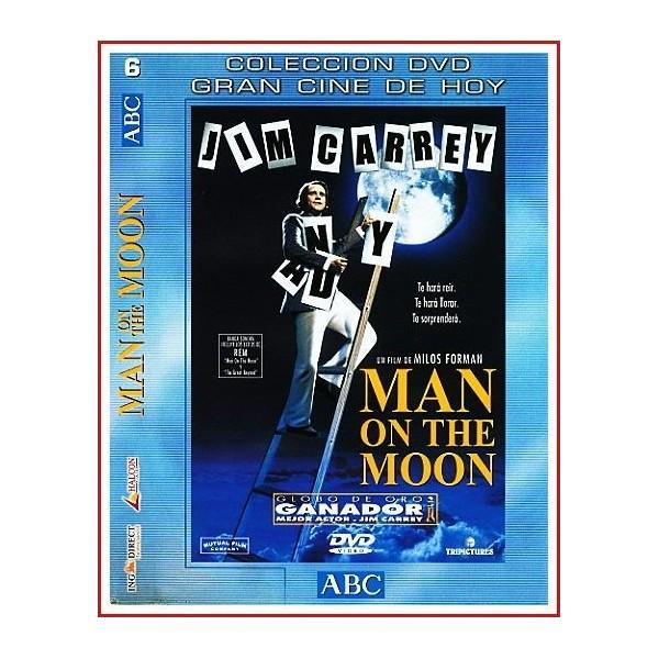 MAN ON THE MOON (HOMBRE EN LA LUNA) DVD 1999 Dirección Milos Forman