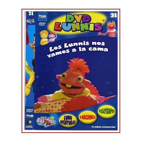 LOS LUNNIS NOS VAMOS A LA CAMA DVD 2003 Dirigida por Daniel Cerdà