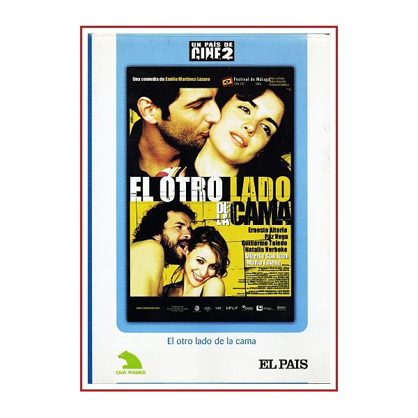 EL OTRO LADO DE LA CAMA DVD 2002 CINE ESPAÑOL Director Emilio Martínez-Lázaro