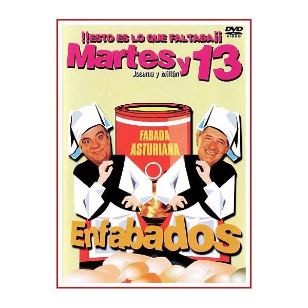 MARTES Y 13 ENFABADOS DVD 2004 Dirigida por Millán Salcedo Salcedo