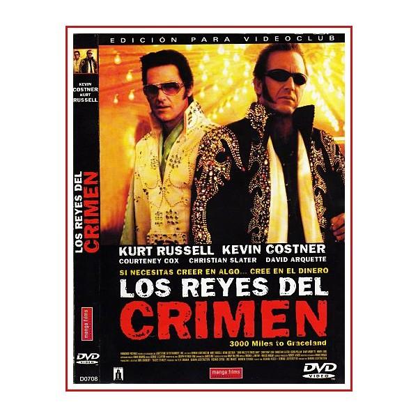 LOS REYES DEL CRIMEN DVD 2001 Dirección Demian Lichtenstein